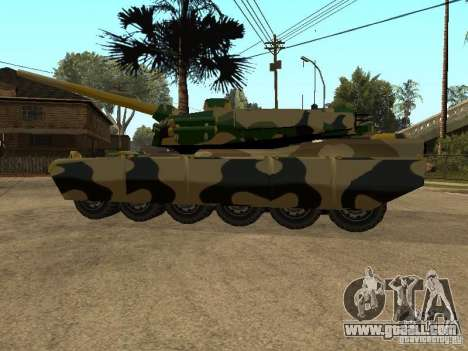 Camouflage for Rhino for GTA San Andreas right view