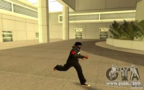 Jacket-Point (G) for GTA San Andreas fifth screenshot