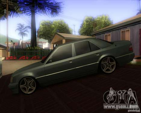 Mercedes-Benz S500 Spinning Top for GTA San Andreas left view
