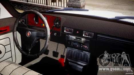 Gaz-2410 Volga 1989 v2.1 for GTA 4 right view