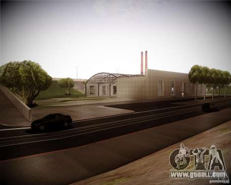 A collection of graphics mods for GTA San Andreas second screenshot