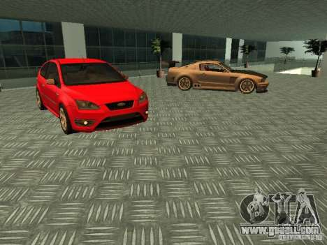 Auto Show Ford for GTA San Andreas fifth screenshot