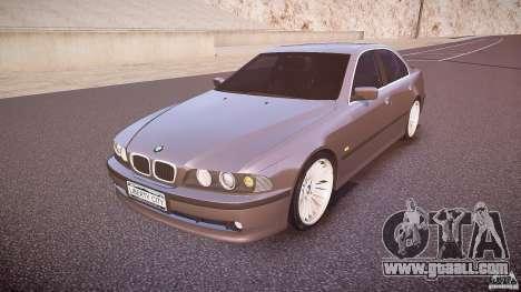 BMW 530i E39 for GTA 4