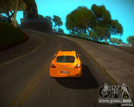 ENBSeries Realistic for GTA San Andreas third screenshot