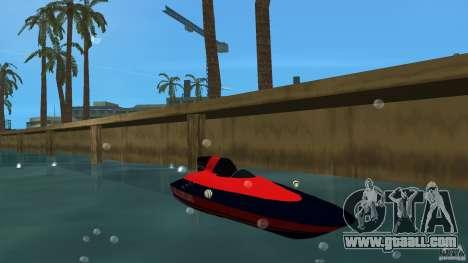 San Andreas Coast Guard for GTA Vice City