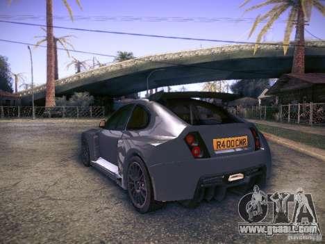 Colin McRae R4 for GTA San Andreas left view