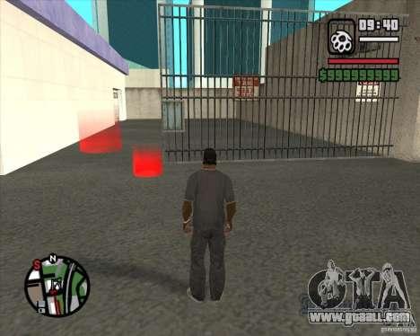 Mega-Nitro for GTA San Andreas
