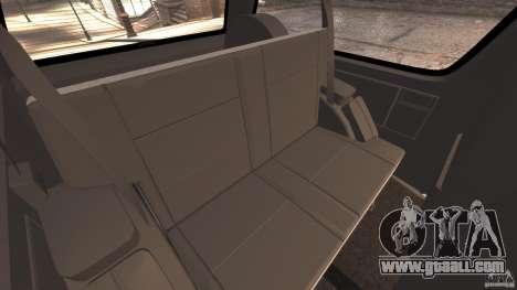 GMC Typhoon v1.1 for GTA 4 interior
