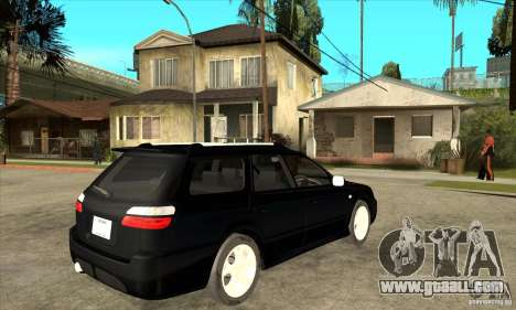 Subaru Legacy Station Wagon for GTA San Andreas right view