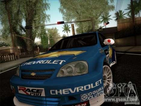 Chevrolet Lacetti WTCC v2 for GTA San Andreas
