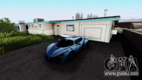 ENBSeries by egor585 for GTA San Andreas sixth screenshot