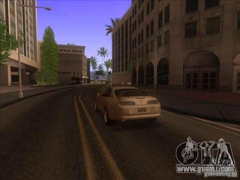 0.075 ENBSeries for weak PC for GTA San Andreas forth screenshot