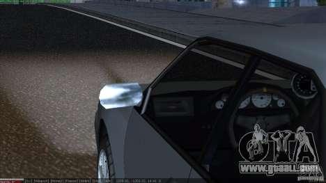 New Xenon headlights for GTA San Andreas second screenshot
