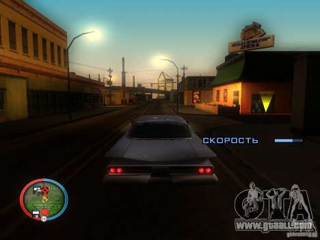 Autopilot for cars for GTA San Andreas