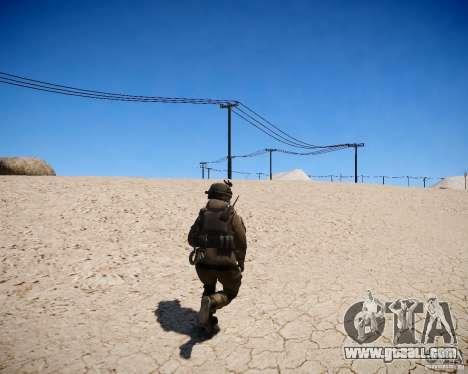 MW2 Phoenix Paratroopers for GTA 4 third screenshot