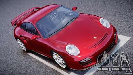 Posrche 911 GT2 for GTA 4 left view