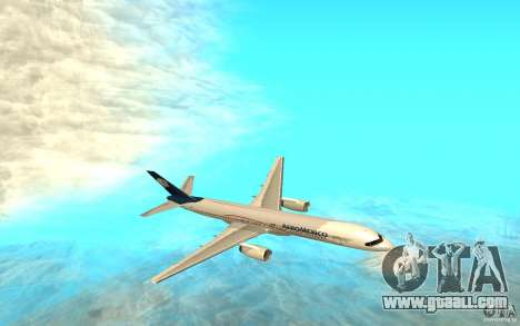 Boeing 757-200 for GTA San Andreas