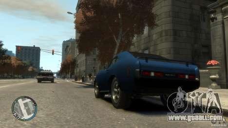 Mini Dukes for GTA 4 back left view