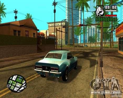 ENBSeries 2012 for GTA San Andreas forth screenshot