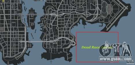 Dead Race Island for GTA 4 fifth screenshot