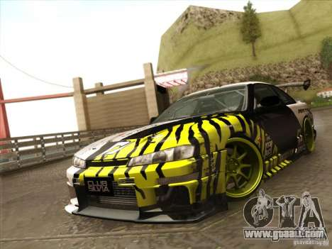 Nissan 200SX S14A for GTA San Andreas