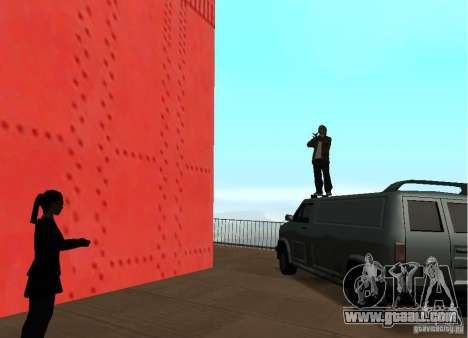 A Suicide Bomber On The Bridge for GTA San Andreas forth screenshot