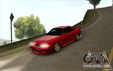Nissan Skyline GTR-32 StanceWork for GTA San Andreas