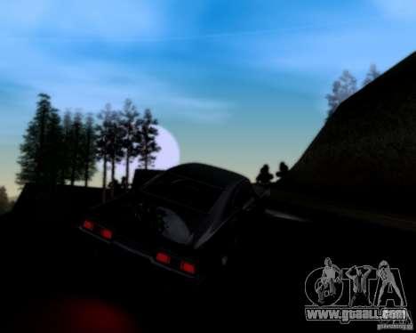 Super Natural ENBSeries for GTA San Andreas fifth screenshot