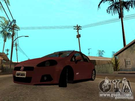 Fiat Punto T-Jet Edit for GTA San Andreas