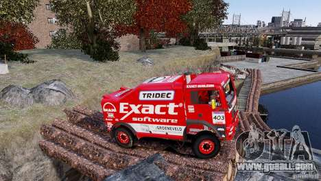 Off-road track for GTA 4 forth screenshot