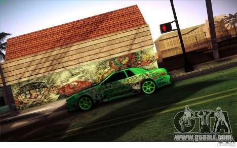 Elegy Toy Sport v2.0 Shikov Version for GTA San Andreas side view