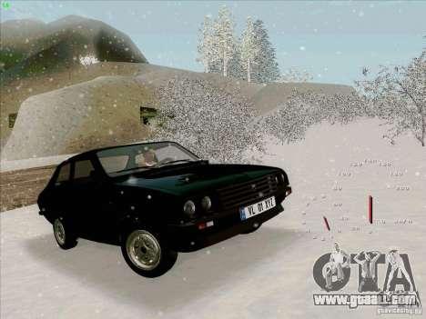 Dacia 1310 Sport for GTA San Andreas