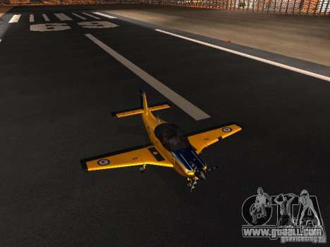 CT-4E Trainer for GTA San Andreas side view