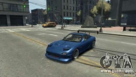 Mazda RX-7 FD3s for GTA 4
