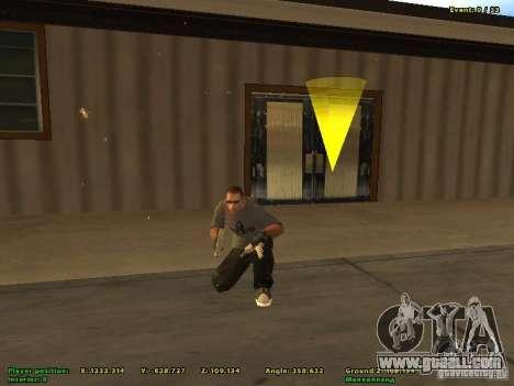 DMX for GTA San Andreas