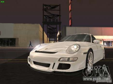 Porsche 911 GT3 for GTA San Andreas