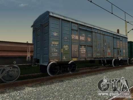 Boxcar for GTA San Andreas