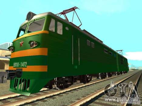 Vl10-1472 for GTA San Andreas back left view