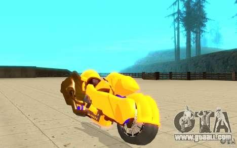 F.F. VII bike for GTA San Andreas