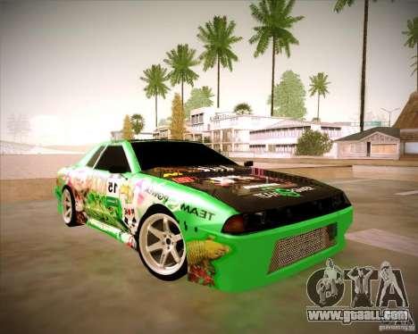 Elegy Toy Sport v2.0 Shikov Version for GTA San Andreas right view