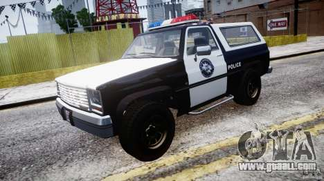Declasse Rancher from San Andreas for GTA 4