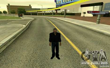 Russian Mafia for GTA San Andreas forth screenshot