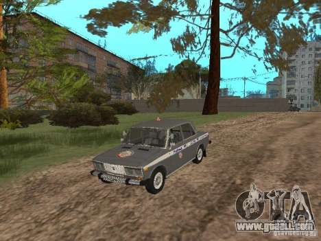 VAZ 21063 Academic for GTA San Andreas