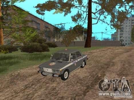 VAZ 21063 Academic for GTA San Andreas