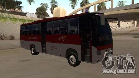 Rural Transit 10206 for GTA San Andreas left view