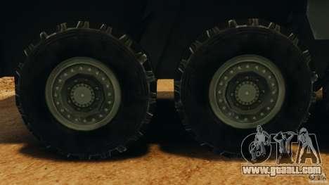 Stryker M1128 Mobile Gun System v1.0 for GTA 4 side view