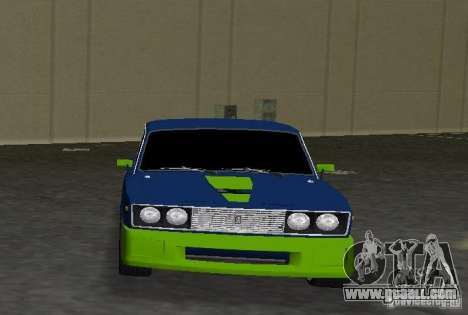 VAZ 2106 Tuning v2.0 for GTA Vice City