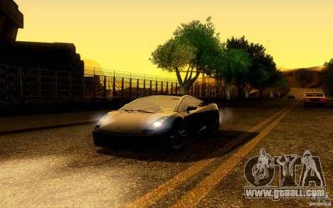 ENB Series - BM Edition v3.0 for GTA San Andreas fifth screenshot