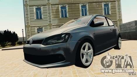 Volkswagen Polo v2.0 for GTA 4 left view