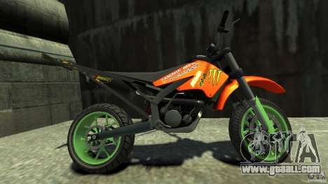 Stunt Supermotard Sanchez for GTA 4